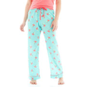 Insomniax® Print Drawstring Sleep Pants - Plus