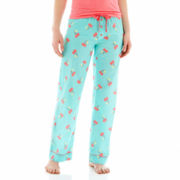 Insomniax® Print Jersey-Knit Drawstring Sleep Pants