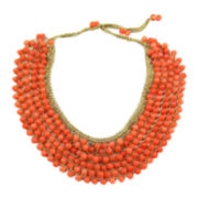 Pannee Quartz Collar Necklace