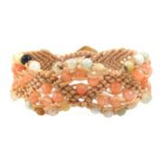 Pannee Quartz Rope Bracelet