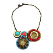 Pannee Multicolor Beaded Necklace