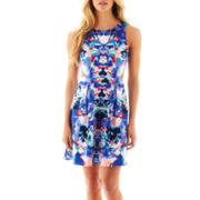 nicole by Nicole Miller Sleeveless Cutout Dress