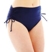 Jamaica Bay® Adjustable Brief Swim Bottoms