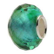 Forever Moments™ Blue & Green Faceted Bead