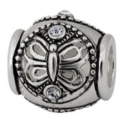 Forever Moments™ Butterfly Crystal Spacer Bead