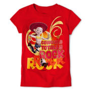 Disney Jessie Graphic Tee - Girls 2-12