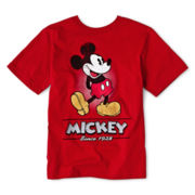 Disney Mickey Mouse Graphic Tee - Boys 2-12