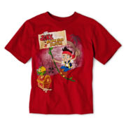 Disney Collection Jake and the Neverland Pirates Graphic Tee - Boys 2-12