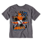 Disney Collection Planes Dusty Graphic Tee - Boys 2-12