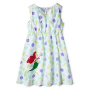 Disney Ariel Woven Dress - Girls 2-10