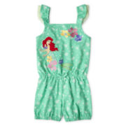 Disney Ariel Romper - Girls 2-10