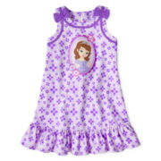 Disney Sofia Knit Dress - Girls 2-10