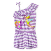 Disney Tinker Bell Romper - Girls 2-10