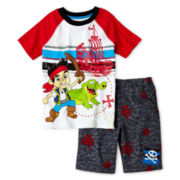 Disney Jake Short Set - Boys 2-10
