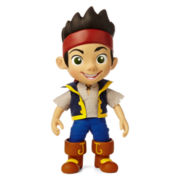 Disney Collection Jake Talking Doll