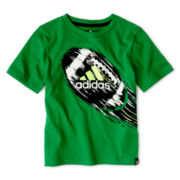 adidas Graphic Tee - Boys 2t-7x
