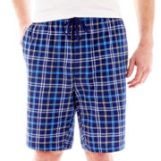 Stafford® Knit Pajama Shorts—Big & Tall