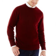 St. John's Bay Long-Sleeve Chunky Sweater