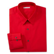 Van Heusen® Poplin No-Iron Dress Shirt