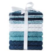 8-pk. Washcloths