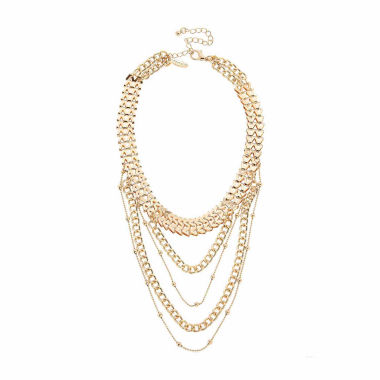 jcpenney.com | Natasha Accessories Womens Choker Necklace