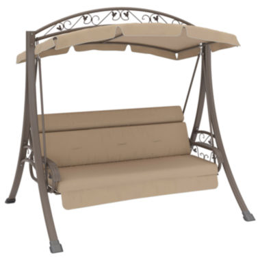 jcpenney.com | Nantucket Arched Canopy Patio Swing