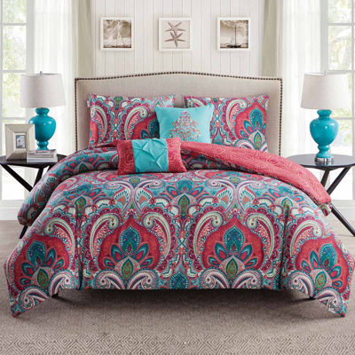 Vcny Casa Real Comforter Set Jcpenney