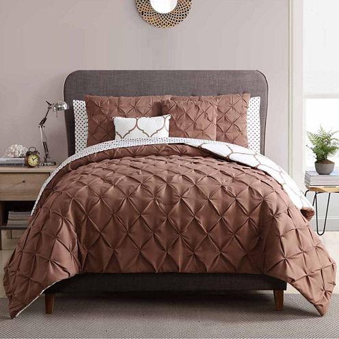 VCNY Ogee 9-pc. Comforter Set