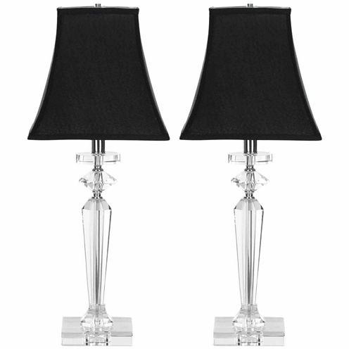 Safavieh Harlow Crystal Table Lamp