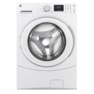 jcpenney.com | GE® ENERGY STAR®  4.3 DOE cu. ft. Capacity Front-Load Washer