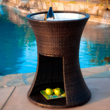 jcpenney.com | Apollo Outdoor Wicker Beverage Caddy