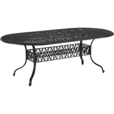 jcpenney.com | Floral Blossom Oval Dining Table