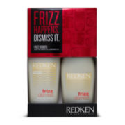 Redken Frizz Dismiss Hair Care Duo - 18.6 oz.