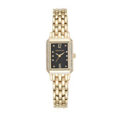 jcpenney.com | Armitron® Womens 5411 Gold-Tone Bracelet Watch