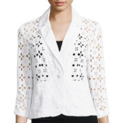 R&K Originals® Eyelet Jacket