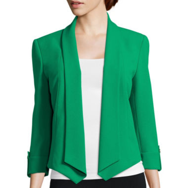 jcpenney.com | Chelsea Rose Long-Sleeve Open Jacket
