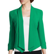 Chelsea Rose Long-Sleeve Open Jacket