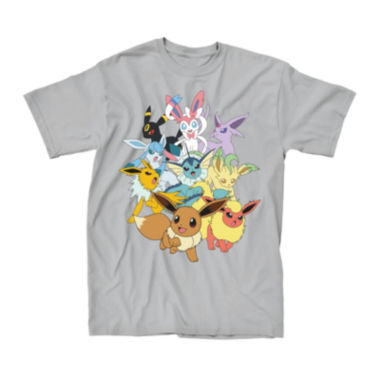 jcpenney.com | Pokemon Eevee Short-Sleeve Tee