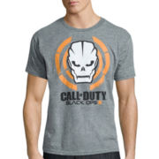 Call of Duty Black Opps Short-Sleeve Graphic T-Shirt