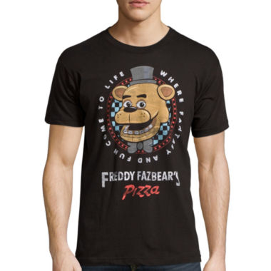jcpenney.com | 5 Nights At Freddy's Short-Sleeve Graphic Tee