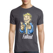 Fallout Vault Boy Short Sleeve T-Shirt