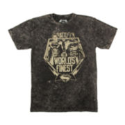 Of Justice Worlds Short-Sleeve Tee