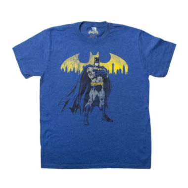 jcpenney.com | Batman Skyline Short-Sleeve Tee