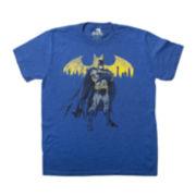 Batman Skyline Short-Sleeve Tee