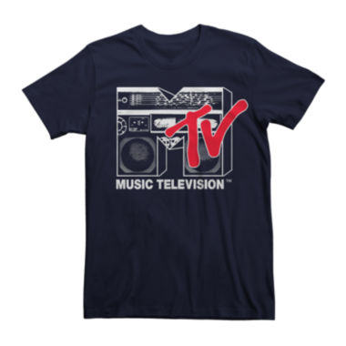 jcpenney.com | MTV Boom Box Short-Sleeve Tee