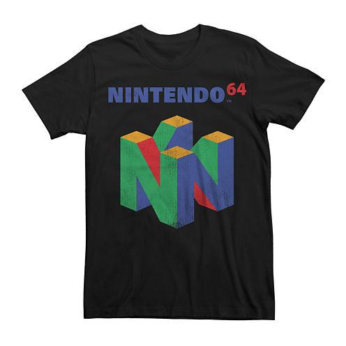 N64 Logo Short-Sleeve Tee