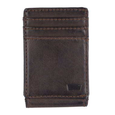 jcpenney.com | Levi's® Front Pocket Wallet with Magnetic Clip