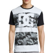 DC Shoe Co.® Mixed Crew Short-Sleeve Tee