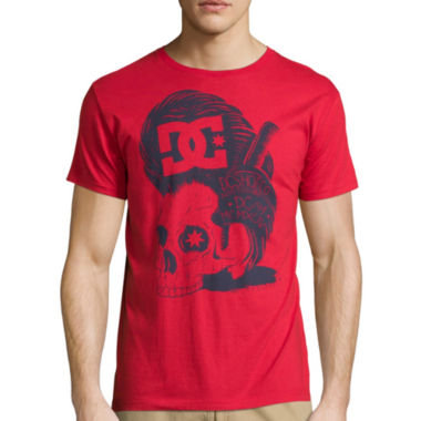 jcpenney.com | DC Shoes Co.® Dirty Harry Short-Sleeve Graphic Tee