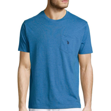 jcpenney.com | U.S. Polo Assn.® Short-Sleeve Pocket Tee